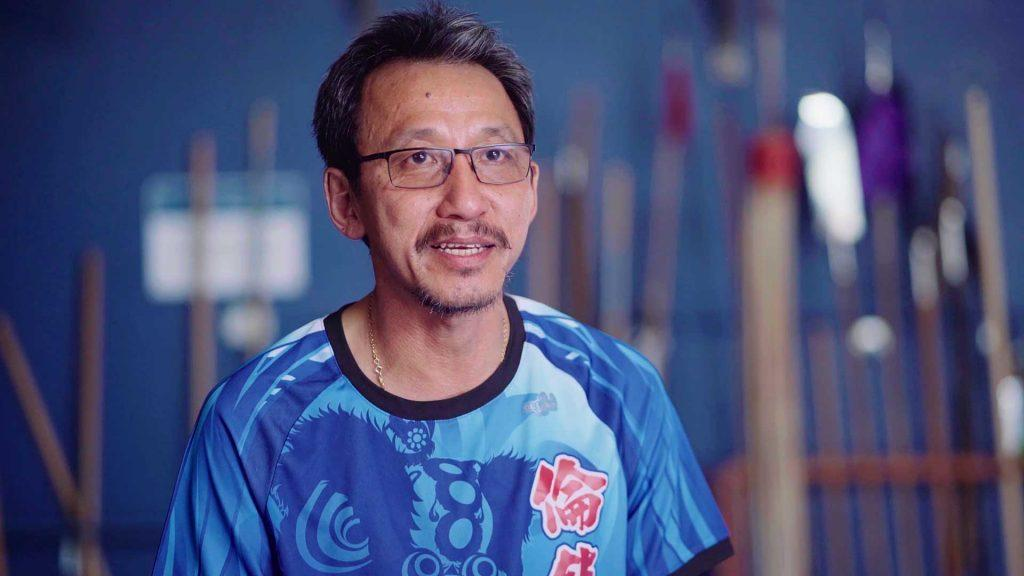 Interview with Kung Fu School